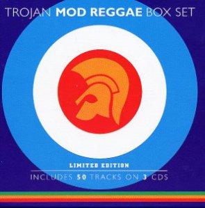 Trojan mod reggae bos set vol 1