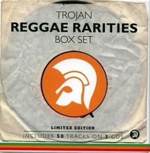 trojan reggae rarities box set