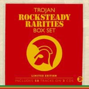 Trojan Rocksteady Rarities box set