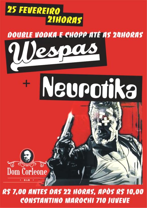 WESPAS + NEUROTIKA