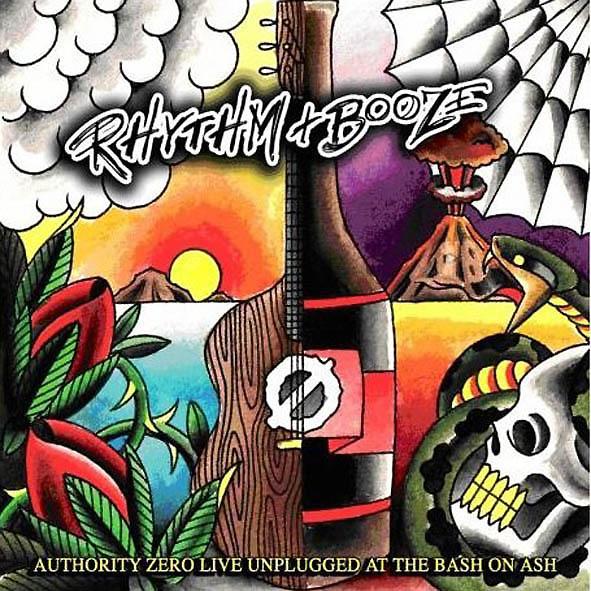 Authority Zero – Rhythm & Booze